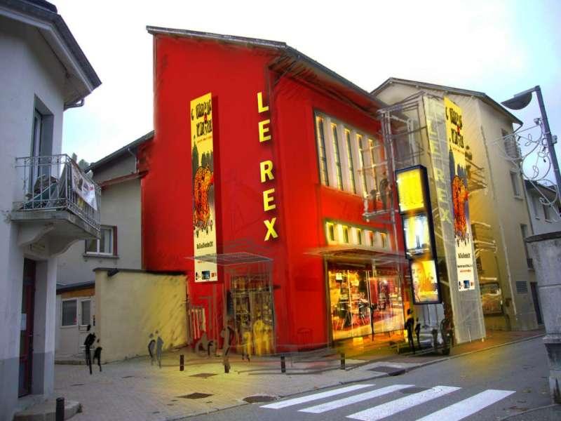 Salle de spectacle du Rex  Mairie de Villard-de-Lans